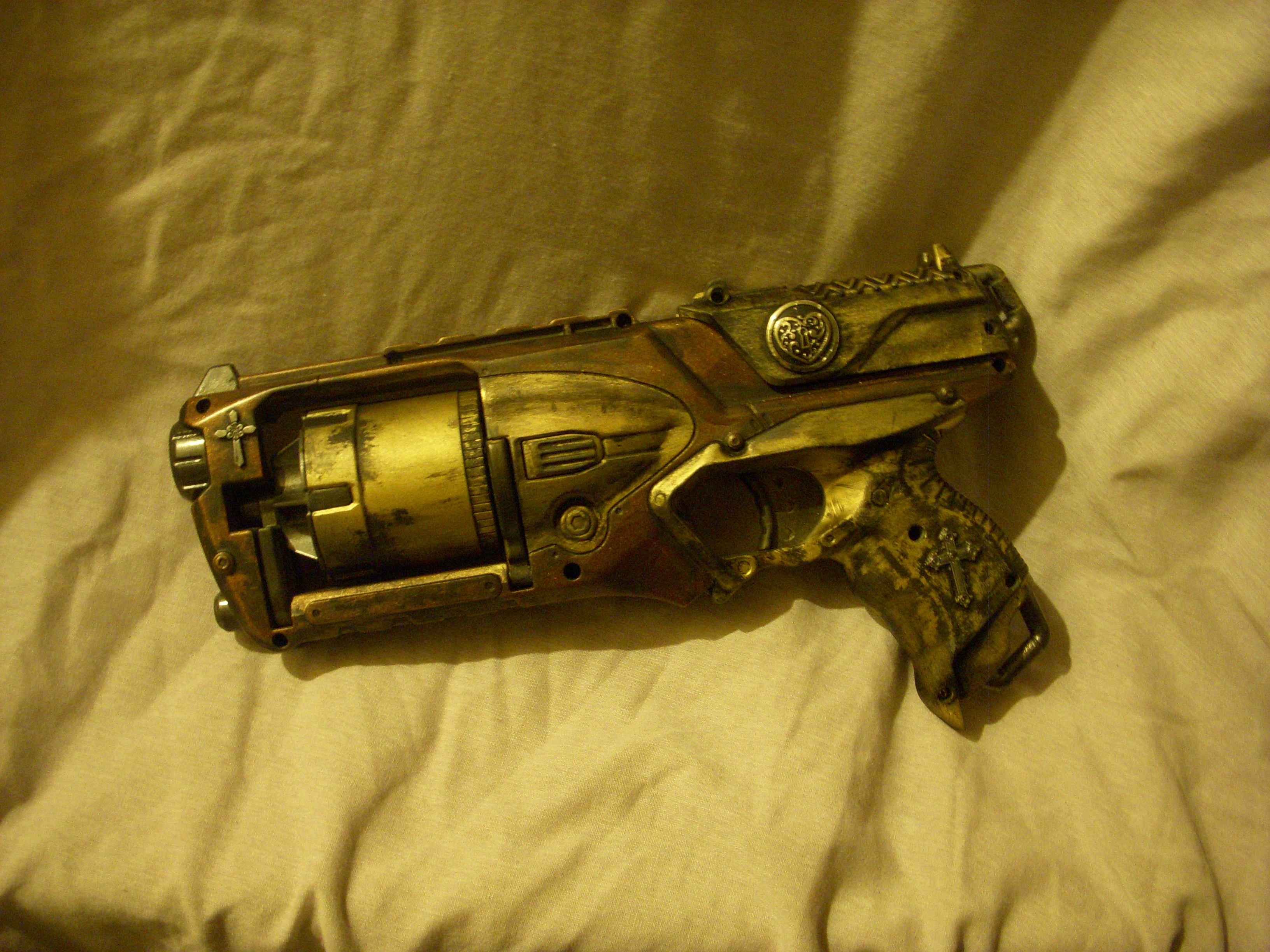 Evans Wife Nerf Strongarm Paint J...