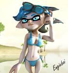 [SFM] Splatoon: Life's a Beach