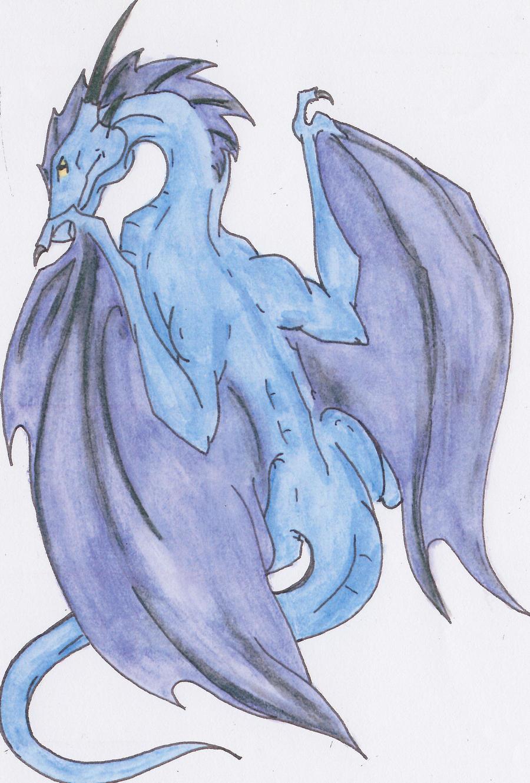 Evil Dragon by Black-Panther-heart on deviantART