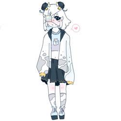 milk girl !! (open adoptable)