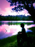 scenery by syakilla