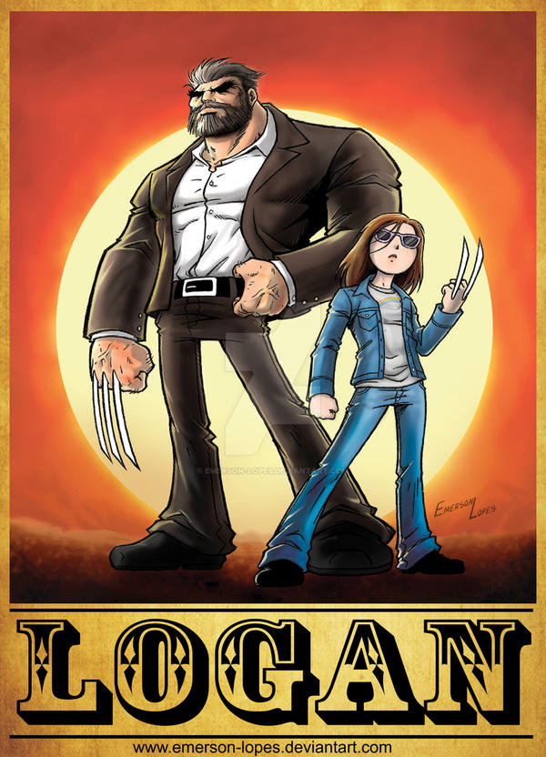 LOGAN by Emerson-Lopes