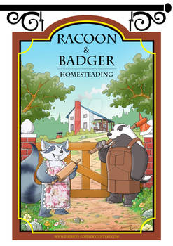 Racoon and Badger