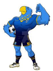 Mascote Futebol Karyocas