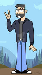 Emerson Total drama style