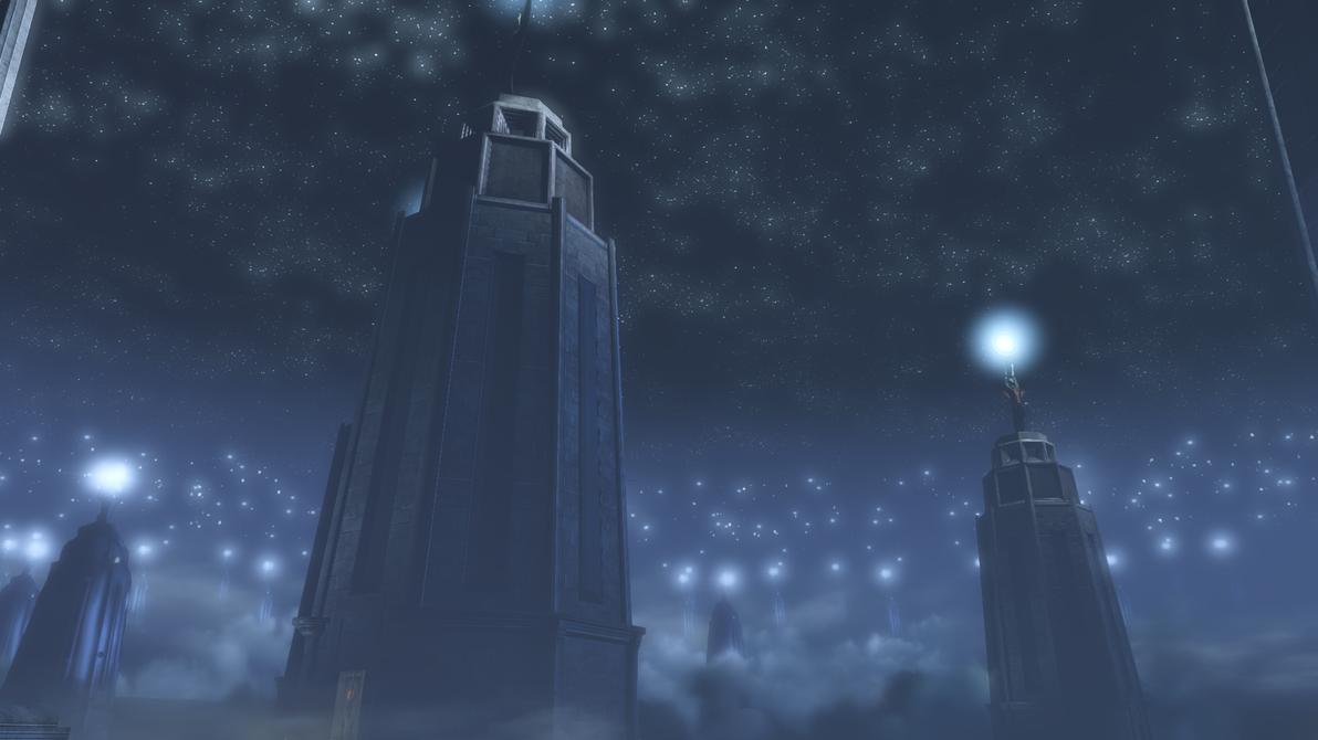 Each Lighthouse a Door [Bioshock Infinite] by Bankaii94 ... & Each Lighthouse a Door [Bioshock Infinite] by Bankaii94 on DeviantArt
