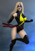 Ms Marvel by prizm1616