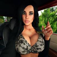 Megan Vitiello IX by prizm1616