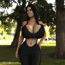 Megan WO by prizm1616