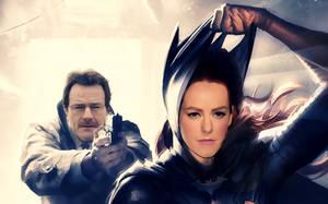 New Batgirl cover