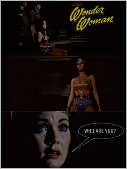 WONDER WOMAN PAGE 1