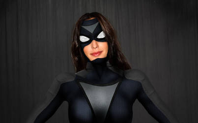 GaL Gadot Spiderwoman Costume Test by BLuLIvE