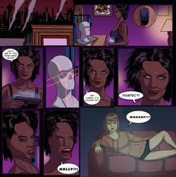 Fantasy Comics #1 Page 1