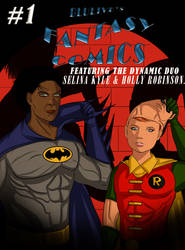 Fantasy Comics #1 Cover