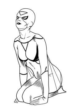 Spider-Woman Practice