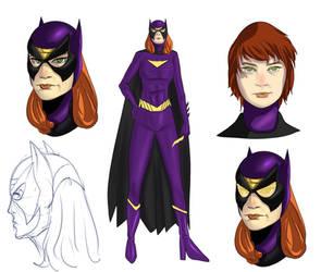 Batgirl Redesign