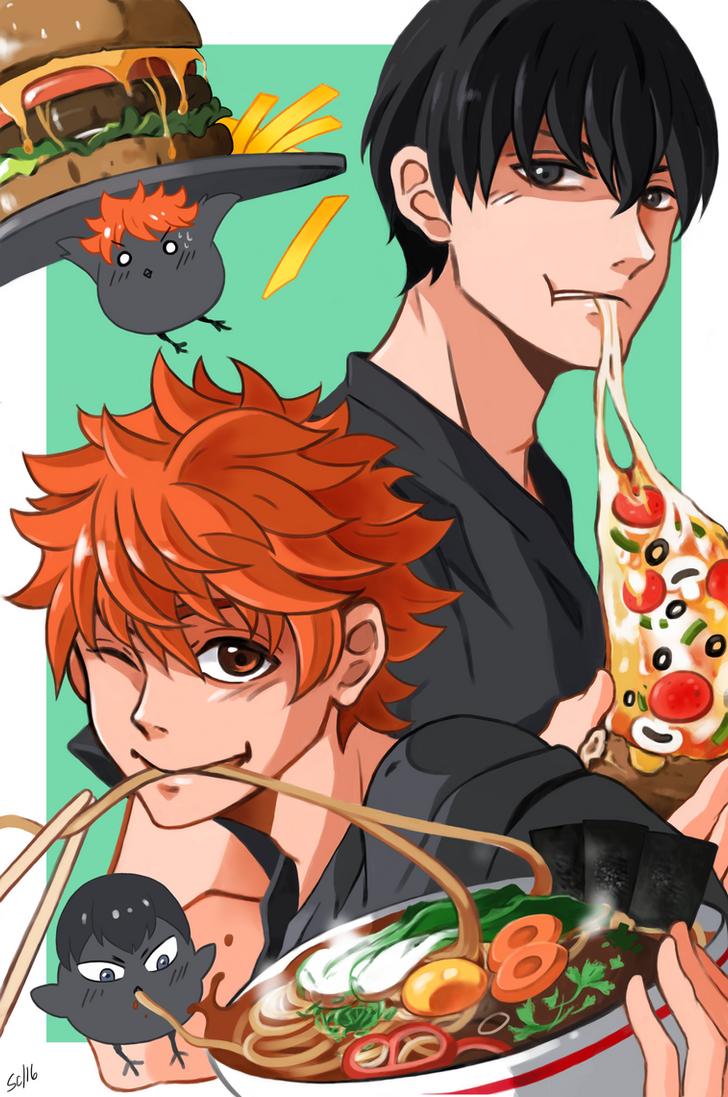 FOOD by yaminohikari