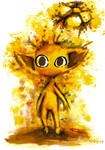 Inky Yellow Pikmin