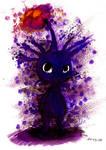 Inky Purple Pikmin
