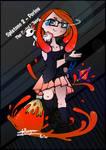 Splatoon - Porinu - Serial Killeuse V.orange