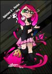 Splatoon - Porinu - Serial Killeuse V.pink