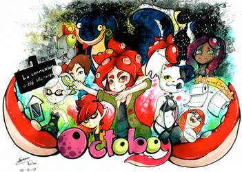 Octoboy's world by Porinu