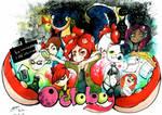 Octoboy's world