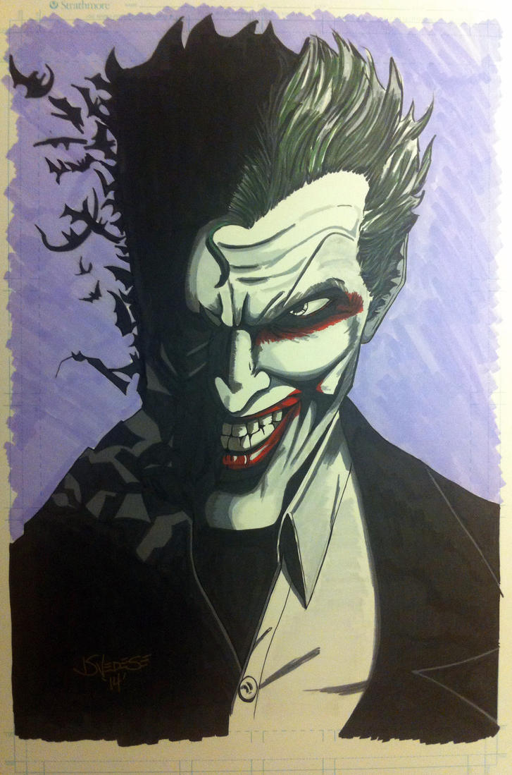 The Joker by JCSMultimedia