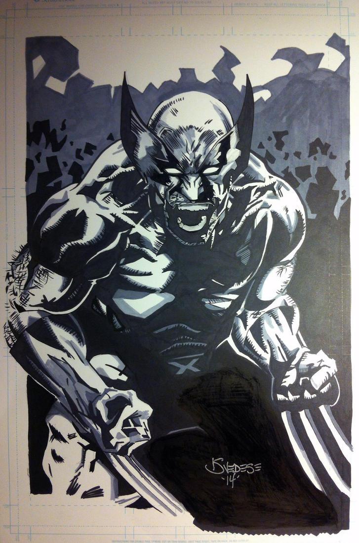 Wolverine by Stryker224