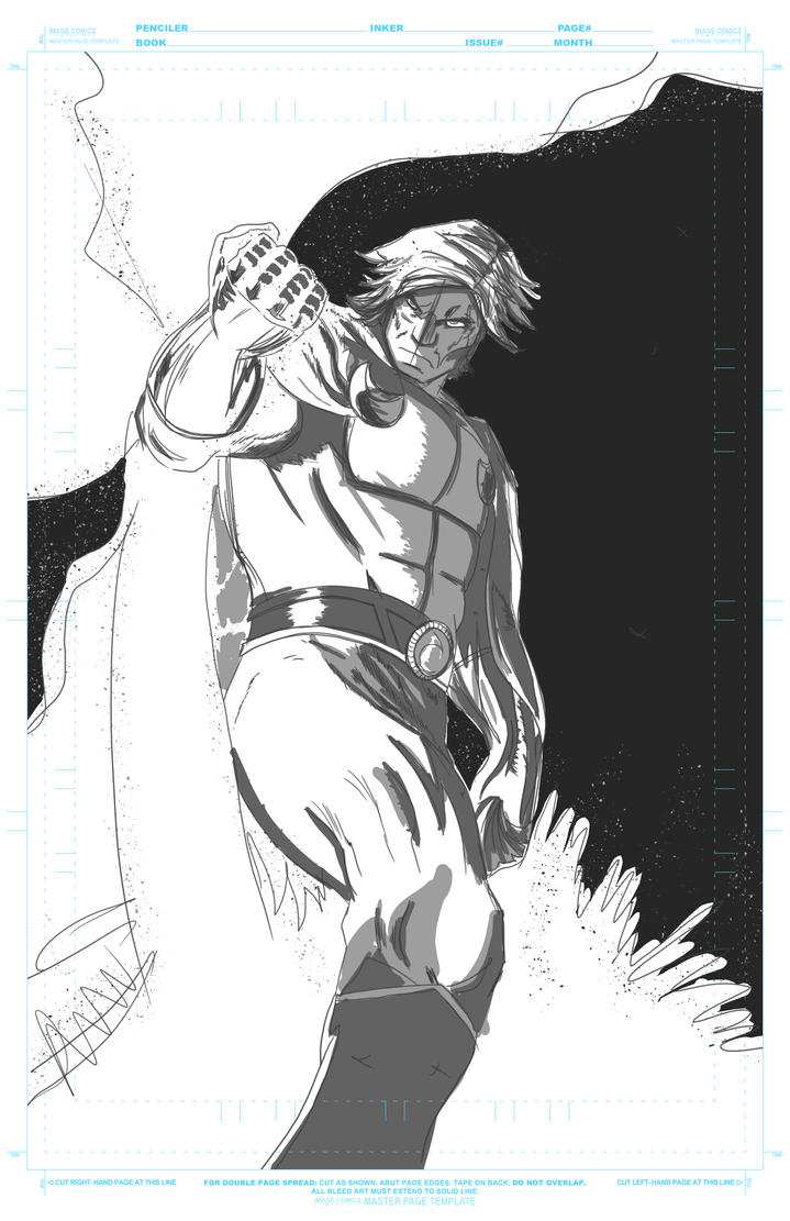 Athos WIP by JCSMultimedia
