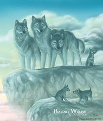 Heavenly wolves