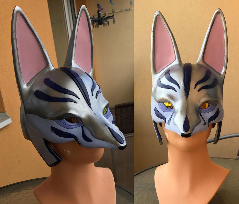 Foreteller Ava Mask by akelataka