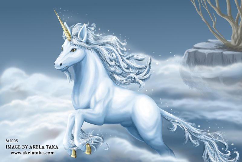 Unicorn Dreams by akelataka