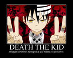 Death The Kid Poster