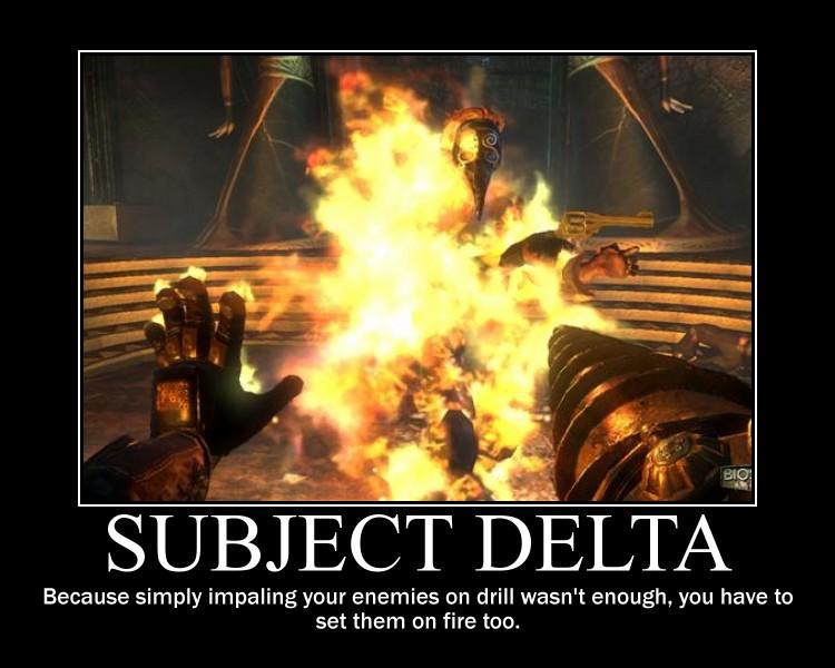 Bioshock 2 Motivational by TheGezishOne