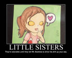 Little Sister Demotivational