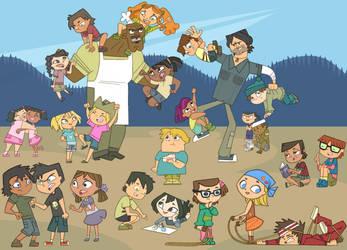 Td cast kids by Kikaigaku