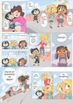 Total drama kids comic