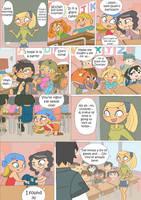 Total drama kids comic pag 3 by Kikaigaku