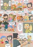 Total drama kids comic pag 3