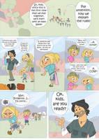 Total drama kids comic pag 5 by Kikaigaku