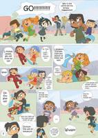 Total drama kids comic pag 6 by Kikaigaku