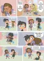 Total drama kids comic pag 9 by Kikaigaku