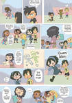 Total drama kids comic pag 10