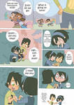 Total drama kids comic pag 11