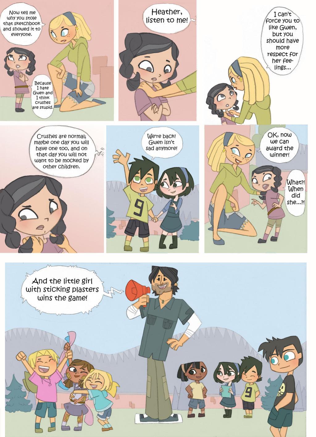 Total drama kids comic pag 12 by Kikaigaku on DeviantArt