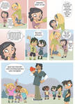 Total drama kids comic pag 12