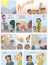 Total drama kids comic pag 13 by Kikaigaku