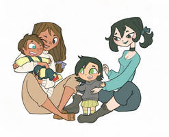 Moms by Kikaigaku