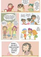 Total drama kids comic Pag 15 by Kikaigaku
